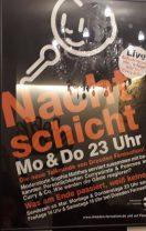 Nachtschicht – Oh-TÖNE bei Dresden TV