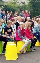 Sommerfest zum Schuljahresausklang