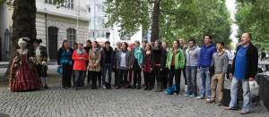 Starßenmusik / Coctailnacht im Barock Viertel 13.09.13