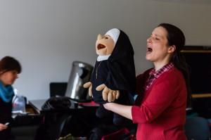Eine Nonne willst Du sein - 5 Jahre OhT