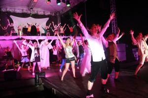 2016 - Musical-Gala Seebühne Kriebstein