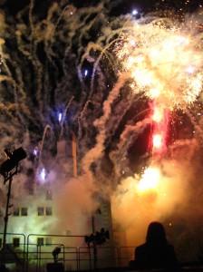 Gala Klaffenbach 2010 Feuerwerk