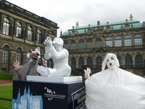 Impro im Zwinger - 2011 mit Torsten Kreissig