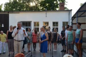 Sommerfest Staatsoperette 5.7.2015