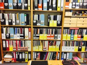 Unsere Noten-Bibliothek